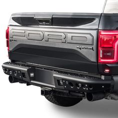 2017 Ford Raptor Rear Bumpers