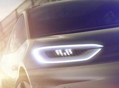 Volkswagen revela detalhes de novo conceito 100% elétrico (Foto: Divulgação)