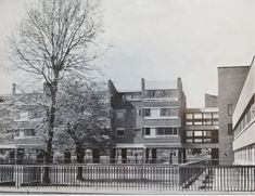 Pepys Estate circa 1966
