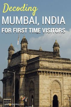 Mumbai travel guide is the your best travel itinerary to the most popular attractions to the largest city in India. A must read for first time visitors and travelers to India to make the best out of your India travel and to see Mumbai, home to Bollywood a Cool Places To Visit, Places To Travel, Travel Destinations, India Travel Guide, Asia Travel, Wanderlust Travel, New Delhi, Delhi India, Goa India