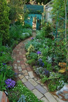 小道ガーデンの変化&ターシャ情報   ようこそブルーガーデンへ - 楽天ブログ