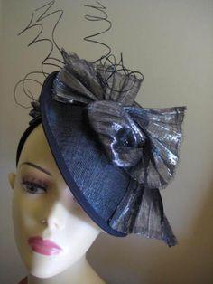 Grace   BY FAY ENGLANDER  #millinery #hats #HatAcademy