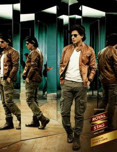Shah Rukh Khan for Royal Stag | SRK in ads | Pinterest | Royals