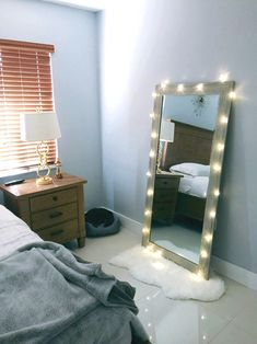 Bedroom Mirror Ideas elements can add a touch of fashion and design to any residence. Bedroom Mirror Ideas can mean many things to many individuals… Interior, Bedroom Mirror, Home Decor, Chic Master Bedroom, Room Inspiration, Apartment Decor, Bedroom Wall, Bedroom Decor, Remodel Bedroom
