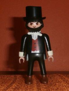 Playmobil Custom Abraham Lincoln   eBay