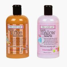 Treacle moon Candy Jar in Toffee Bon Bon and Marshmallow Hearts. The marshmallow one is sooooooooo nice!!!!!!!!!