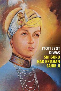 Guru Harkrishan Ji, Guru Nanak Ji, Nanak Dev Ji, Guru Tegh Bahadur, Gurbani Quotes, Exotic Art, Golden Temple, Meaning Of Life, Warriors