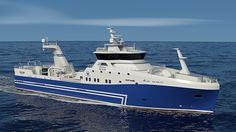 DERBY, 03-Jul-2017 — /EuropaWire/ — Rolls-Royce has won a contract to design and equip a new Rolls-Royce NVC 375 WP Stern Trawler for Icelandic fishing