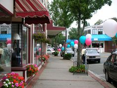 beverly massachusetts | Beverly, MA : A late summer day on Cabot Street, Beverly MA photo ...