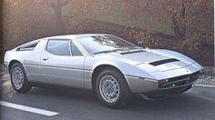 Maserati Merak, Car Design Sketch, Futuristic Cars, Sweet Cars, Rear Window, Exotic Cars, Old Cars, Specs, Sketches