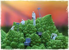 Kleine Welten mit Eisenbahnfiguren - Seite 2 - DSLR-Forum