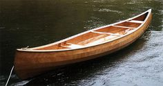 Taiga Wilderness Tripper Wooden Canoe Kit After decades of designing & building canoes by hand, John Lockwood has created these home-build canoe kits that make building your own wooden canoe about as easy at it's likely to ever get. The Taiga Wilderness Tripper is a full-size 17' boat you can build step-by-step if you can follow instructions. $1389