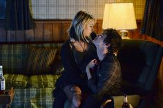 "#PLL 5x08 ""Scream for Me"" - Hanna and Caleb"