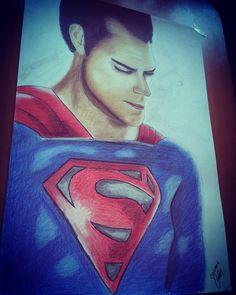 #süperman #çizim #çalışma #pazar #drawing #pencil #art #kuruboya #drawings #jj #likeforlike #like4like #nice #amatör #sanat #statigram #tweegram #photo #photooftheday #amazing #çakmak #hobi #artwork #draw #c