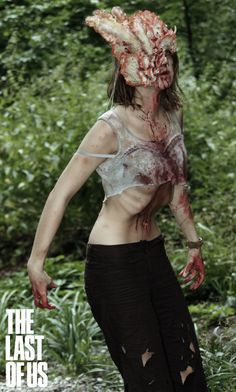 The Last of Us: Clicker Cosplay