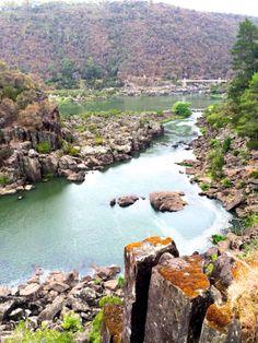 Cataract Gorge, Launceston Tasmania                                                                                                                                                                                 More