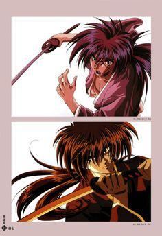 #himurakenshin #rurounikenshin #rurouni_kenshin #kenshin #anime #animeboy…