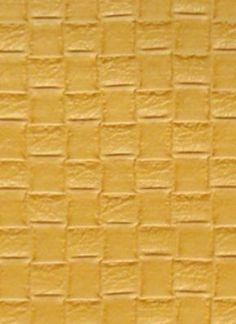 Nassimi Bottega Faux Leather - Corn