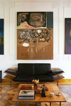 Gretchen Lima Molina's sala in Cuba