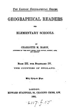 Geographical readers for elementary schools Public Domain Books, Vintage Books, Reading Lists, Geography, Elementary Schools, Texts, Homeschool, Charlotte, Archive