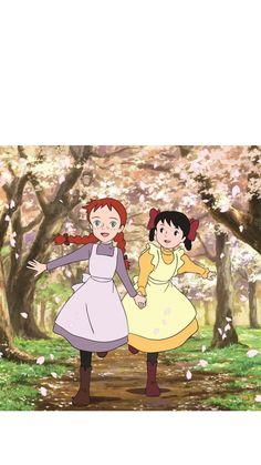 빨강머리앤 배경화면 명대사 : 네이버 블로그 Funny Iphone Wallpaper, Aesthetic Iphone Wallpaper, Girl Cartoon, Cartoon Art, Anime Scenery Wallpaper, Pippi Longstocking, Studio Ghibli Art, Pop Art Posters, Cute Cartoon Wallpapers