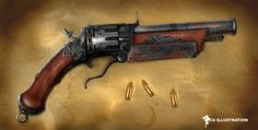 steampunk weapons and armor - Google Search