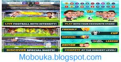 Head Soccer La Liga 2016 APK ANDROID screenshots
