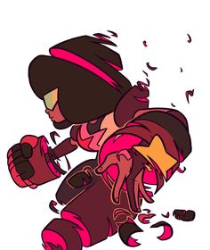 #DRAWINGS AND FEELS, onsaud:   honestly I'd stop drawing garnet if I...