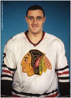 Phil Esposito Chicago Blackhawks #nhl #hockey