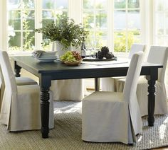 Pottery Barn - Lancaster Dining Table
