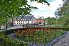 Direction: Sweden!: Nyköping na jeden dzień Sweden, Mansions, House Styles, Decor, Pictures, Decoration, Manor Houses, Villas, Mansion