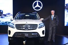 Mercedes Benz GLS 350d launched in India Mercedes Benz GLS 350d launched in India - GaadiKey Blog http://gdky.in/1TYP8h3