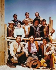 The High Chaparral...I LOVED THIS SHOW!