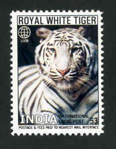 tigers stamps - Buscar con Google