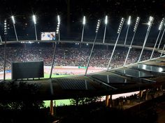 Sports Facilities need special requirements, Regent provides the right lighting and lighting design for many years.