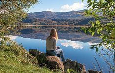 A road trip through Snowdonia National Park in North Wales, with clear lakes, mountain peaks and forests – could this be Wales' most scenic driving route? Wales Country, Snowdonia National Park, Clear Lake, Photo Upload, North Wales, Road Trip, National Parks, Mountains, Places