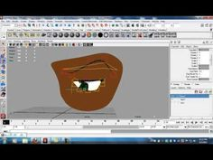 Maya Eye masking - YouTube