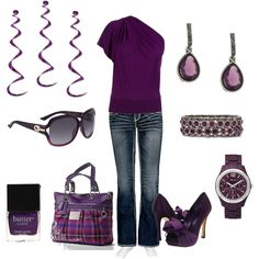 Purple passion, created by trishburris