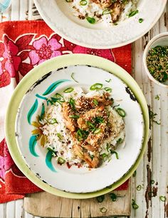 This Hawaiian chicken recipe from Felicity Cloake is a satisfying supper full of salty-sweet flavours, on the table in just 40 minutes. Shoyu Chicken Recipe, Easy Chicken Recipes, Meat Recipes, Asian Recipes, Healthy Recipes, Ethnic Recipes, Healthy Dinners, Meat Meals, Midweek Meals