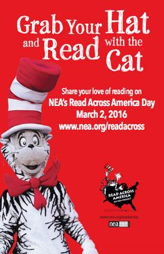 The Library Voice: Check Out The Dr. Seuss Resources, Activities and FUN For Read Across America Day On March 2 & All Throughout The Year!