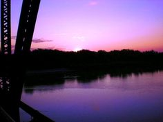 Fairview Bridge, North Dakota - taken by AMSorell