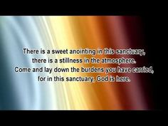 GOD IS HERE - There is a sweet anointing in this sanctuary... - YouTube