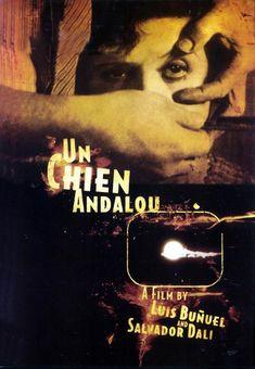 Un perro andaluz (1929) Francia. Dir: Luis Buñuel. Fantástico. Curtametraxe. Películas de culto. Cine experimental - DVD CINE 2248-II e DVD CINE 1923