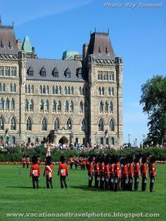 Parliament Hill, Ottawa,