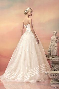 Papilio 2017 Wedding Dresses Hellas Bridal Collection Part 1