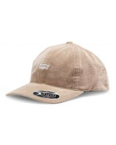 601c6853 Mens Levis Regular Khaki Corduroy Batwing Cap. Squared Clothing