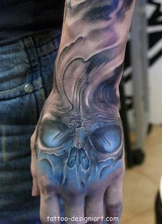 skull tattoo tattoos art design style idea picture image http://www.tattoo-designiart.com/skull-tattoos-designs/skull-tattoo-design-16/