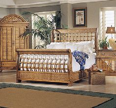 Tropics Plantation 5 Piece Bedroom Collection Kane 39 S Furniture Tropical Decor Ideas
