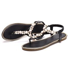 8f9d208e11c US Size 5-11 Women Sandals Shoes Casual Beach Outdoor Flats Worldwide  delivery. Original