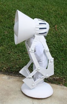 Epic Pixar Lamp Costume ... This website is the Pinterest of costumes
